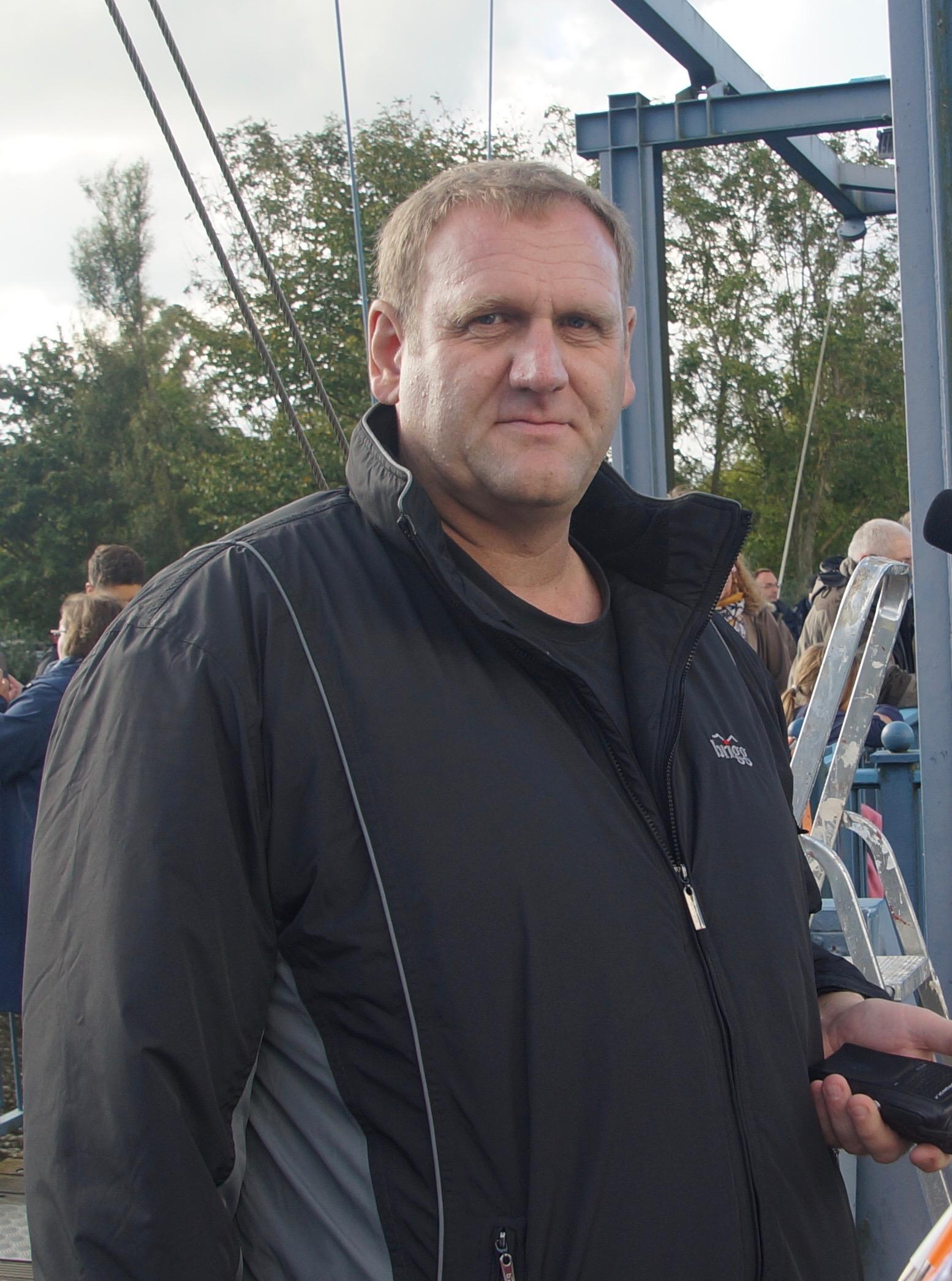 Dirk Behrends, Friedrichstädter Rudergesellschaft